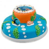 3D Nemo Taart bezorgen in Leiden