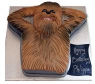 Chewbaccataart bezorgen in Den Haag