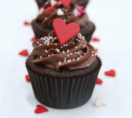 Chococupcakes bezorgen in Den haag