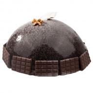 Chocolade bombe bavarois bezorgen in Den Haag