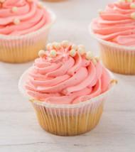Cupcake aardbei bezorgen in Den Haag