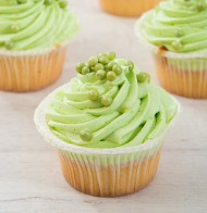 Cupcake Lime bezorgen in Marknesse