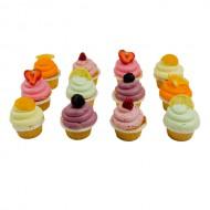 Cupcakes Fruit bezorgen in Leiden