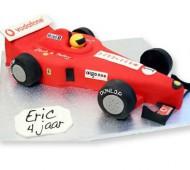 Formule 1-taart bezorgen in Den haag