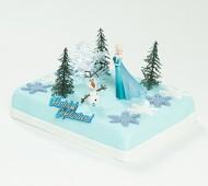 Frozen Elsa marsepeintaart bezorgen in Eindhoven