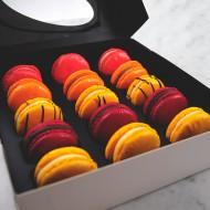 Fruit Macarons bezorgen in Leiden