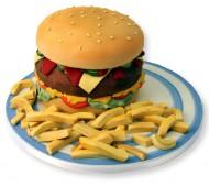 Hamburgertaart bezorgen in Den Haag