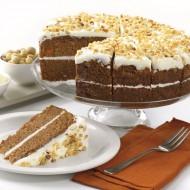 Handmade Carrot Cake bezorgen in Zwolle
