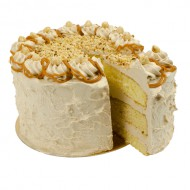 Hazelnut Dream Layer Cake bezorgen in Den-Haag
