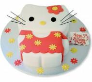 Hello Kittytaart bezorgen in Den Haag