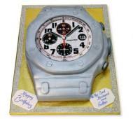 Horlogetaart bezorgen in Leiden