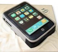 Iphone-taart bezorgen in Leiden