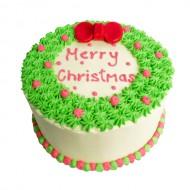 Kerst Layer Cake bezorgen in Den haag