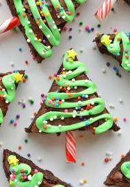 Kerstboom brownies bezorgen in Den Haag