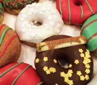 Kerstdonuts bezorgen in Den Haag