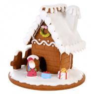 Kersthuisje 4 stuks bezorgen in Den Haag