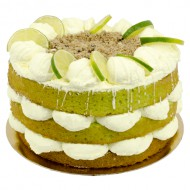 Key Lime Pie Layer Cake bezorgen in Breda