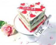Love hart taart bezorgen in Den Haag