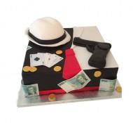 Maffia 3D taart bezorgen in Den Haag