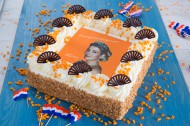 Maximaslagroomtaart bezorgen in Den Haag
