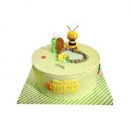 Maya de Bij 3D taart bezorgen in Den Haag