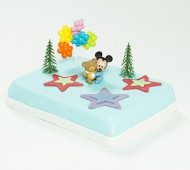 Mickey Mouse babymarsepeintaart bezorgen in Leiden