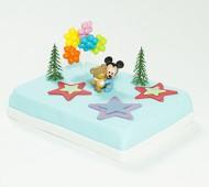 Mickey Mouse babymarsepeintaart bezorgen in Utrecht