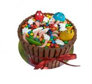 M&M 3D taart bezorgen in Leiden