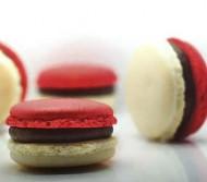 Nutella Hazelnut Macarons bezorgen in Den Haag