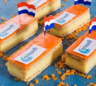Oranjetompoucen bezorgen in Leiden