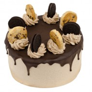 Oreo Chocolate Chip Layer Cake bezorgen in Breda