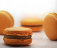 Passievrucht Macarons bezorgen in Leiden