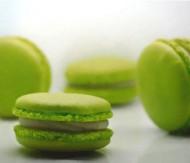 Pistache Macarons bezorgen in Leiden