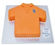Polo-shirttaart bezorgen in Leiden