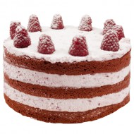 Red Velvet Raspberry Love Layer Cake bezorgen in Breda