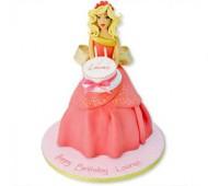 Roze Prinsestaart bezorgen in Den haag