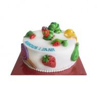 Rupsje Nooitgenoeg 3D taart bezorgen in Den haag
