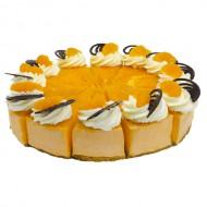 Sinaasappelbavaroise Taart bezorgen in Den Haag