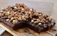 Sint Brownie Taart bezorgen in Den Haag