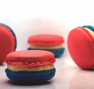 Stroopwafel Macarons bezorgen in Leiden