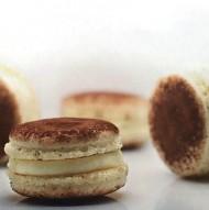 Tiramisu Macarons bezorgen in Leiden