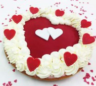 Valentijnsvlaai bezorgen in Leiden