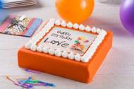 Verjaardagmarsepeintaart bezorgen in Leiden