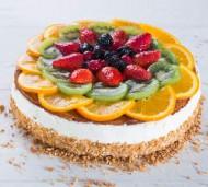 Vruchtentaart bezorgen in Leiden